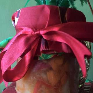 Best For Christmas Giveaways Homemade Pickled Papaya ( Atsara)