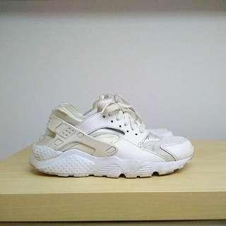 Nike huarache 白武士