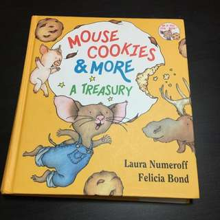 Almost New Laura Numeroff's Mouse Cookies & More
