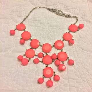 Diva Pink Necklace