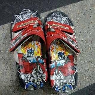 Transformer Slippers