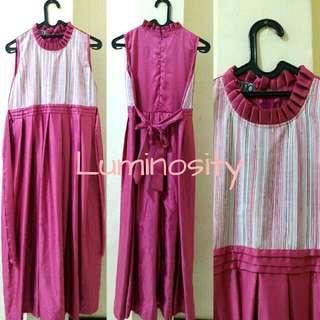 Long Sleeveless Dress