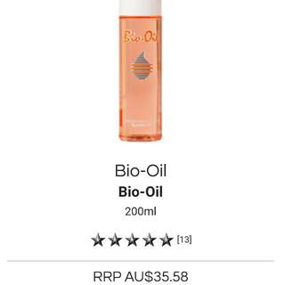 Bio Oil Stretchmarks Scars Beauty Care