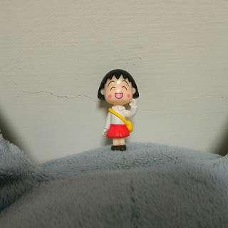 櫻桃小丸子 公仔 手環吊飾