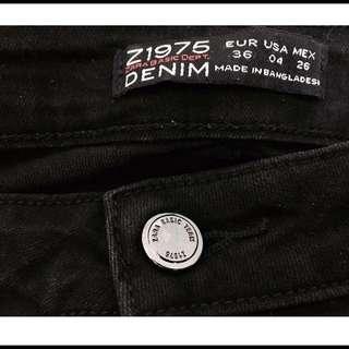 Zara黑褲