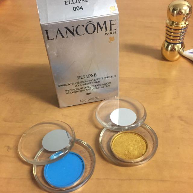 2 Lancôme Eyeshadow