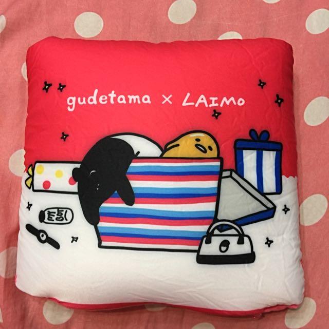 降價啦!!!超可愛蛋黃哥與馬來貘舒適枕