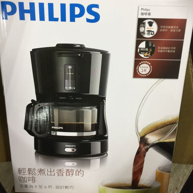 飛利浦美式咖啡機 HD7450/20