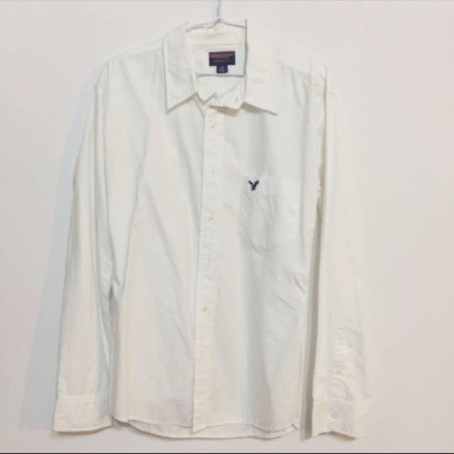 American Angel 修身白襯衫