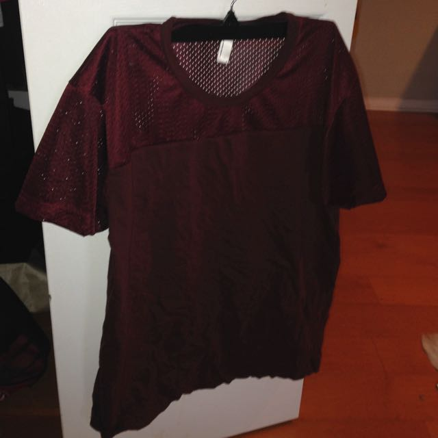 American Apparel Mesh T Shirt