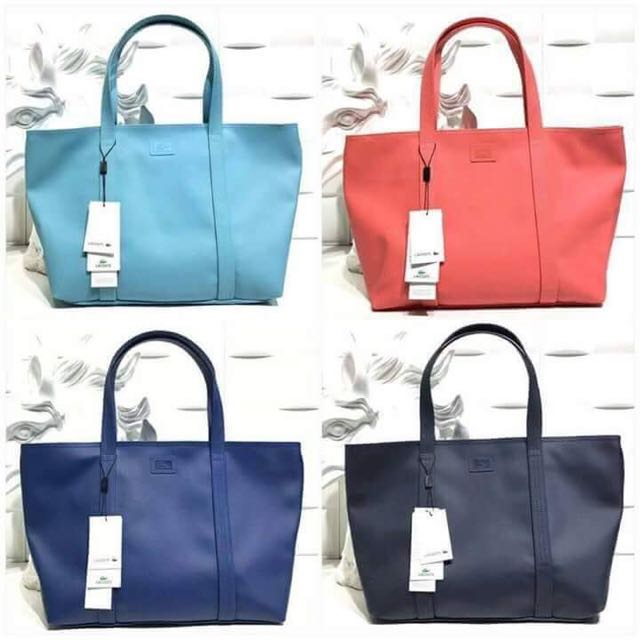 Authetic Lacoste Bags
