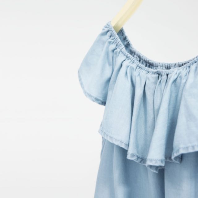 Baby Blue Zara Dress