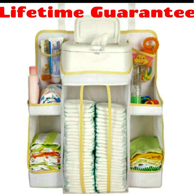 Baby Diaper And Toiletries Organizer