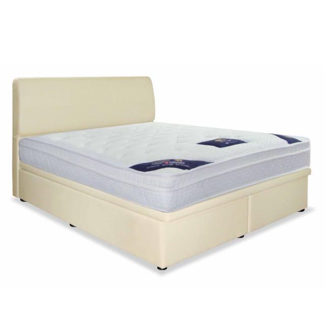 Bed / Mattress 5ft MAXCOIL