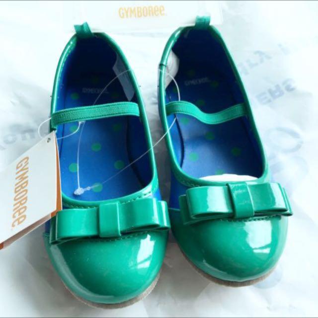 BN GYMBOREE GIRLS FLAT SHOES (Size 10)