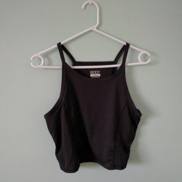 BNWT cropped tank top