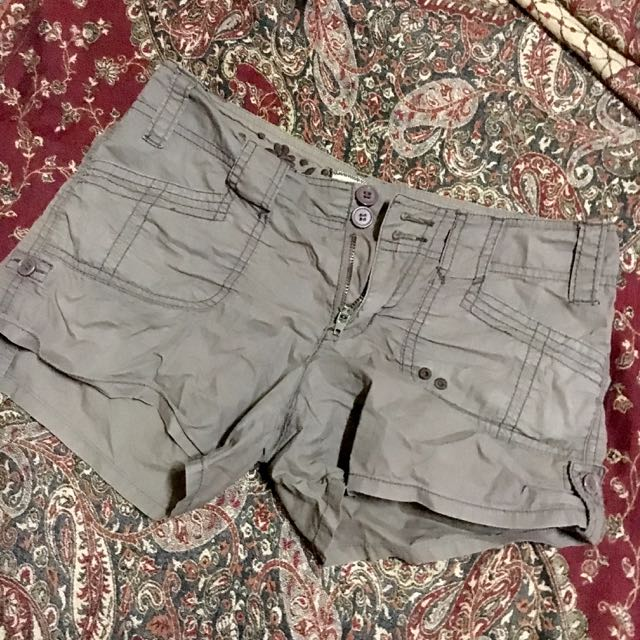 Brown Lost Girl Shorts