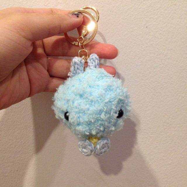 Bunny Bagcharm #1212sale