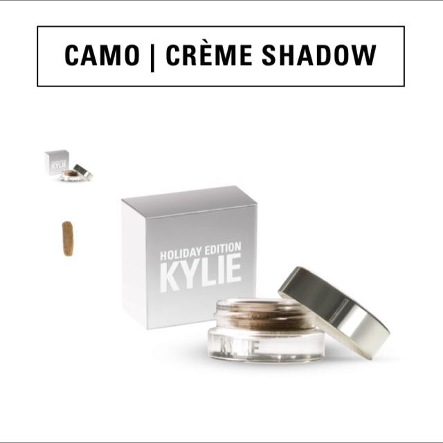 Camo Creme Shadow - Kylie Holiday Collection