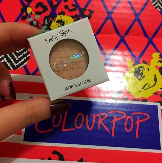 Colourpop Eyeshadow #Glow