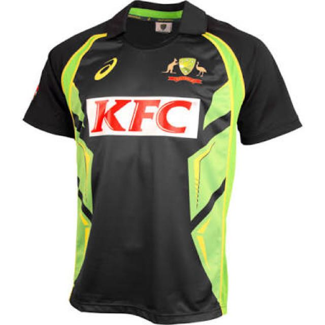 Cricket Australia 2016/17 Women's T20 T-Shirt