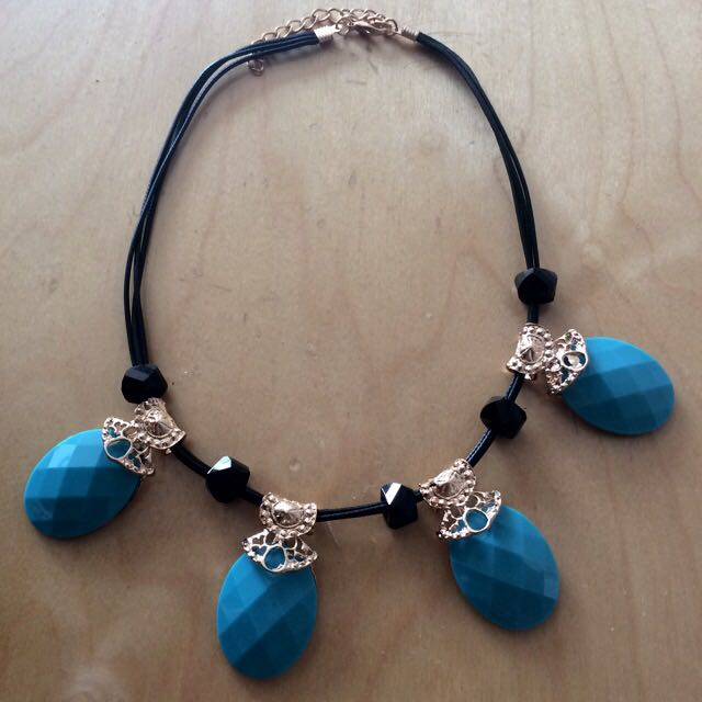 Diamond Tosca Necklace
