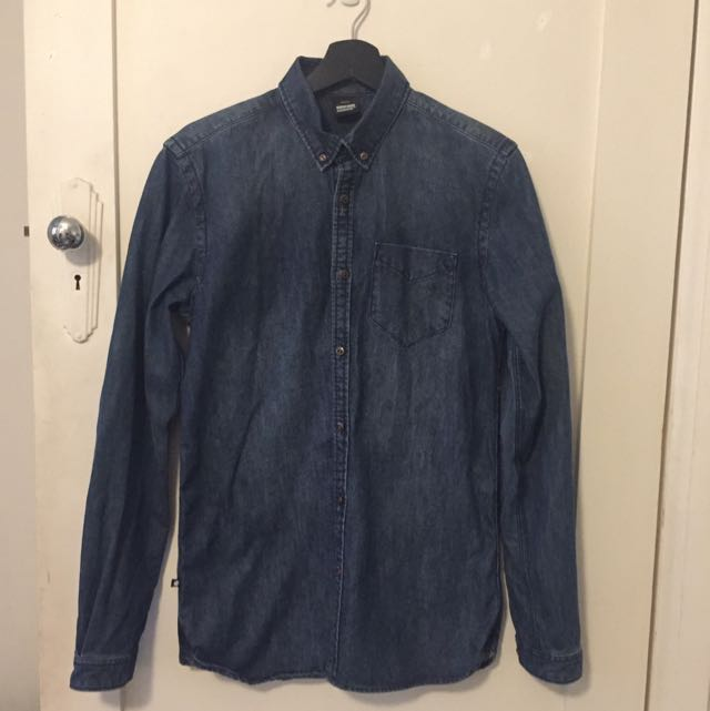 Dr Denim Shirt