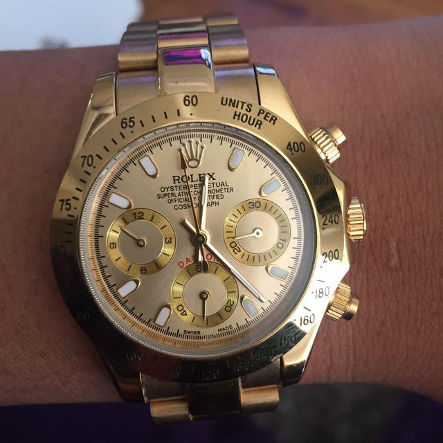 Fake Rolex - Women's