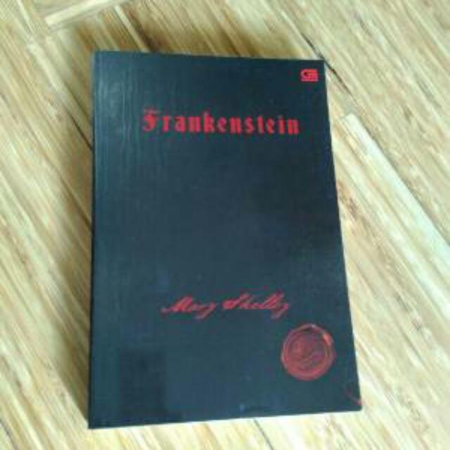 Frankenstein Translated Indo