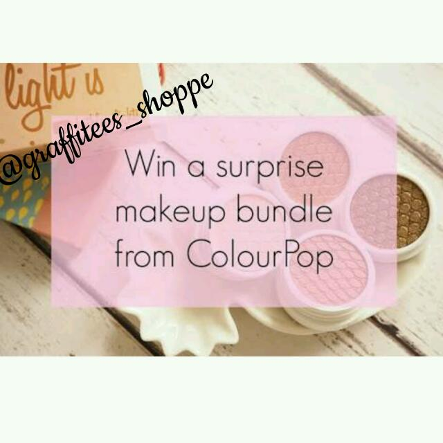 [GIVEAWAY] COLOURPOP Bundle w/ Anastasia Glowkit