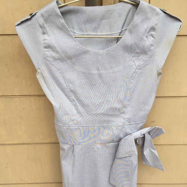Grey Dress Size S