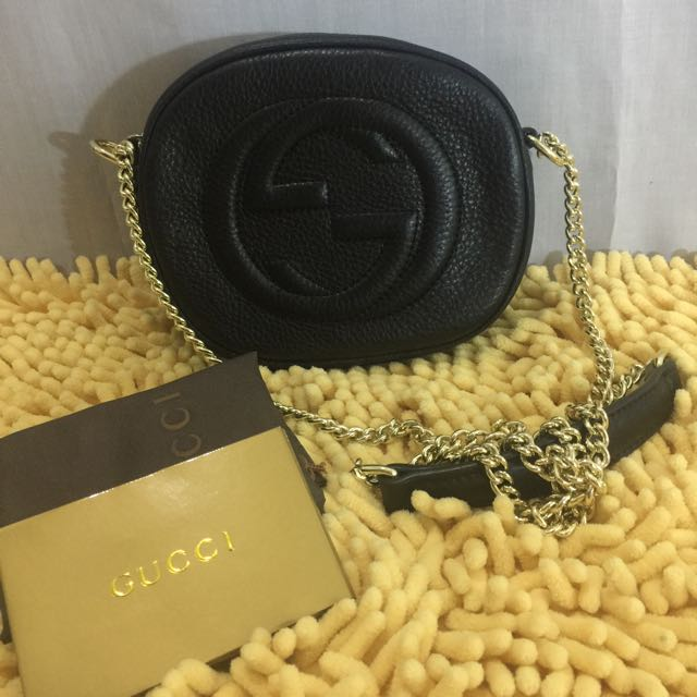 Gucci Chain Sling Bag