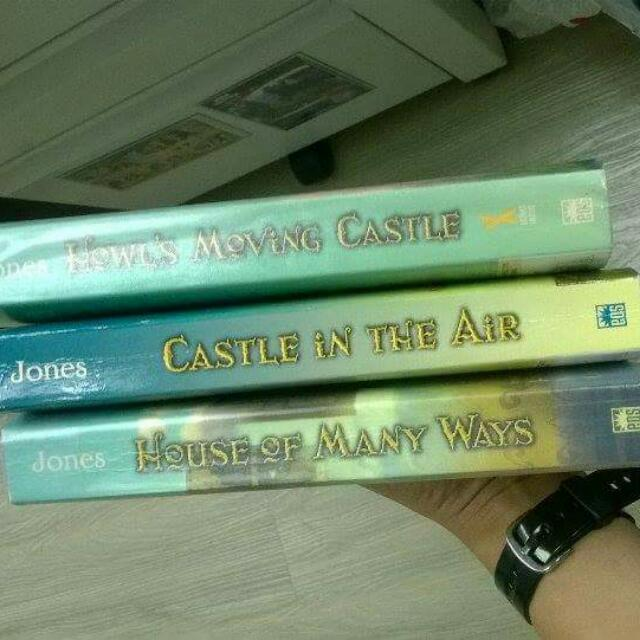 Howl's Moving Castle series