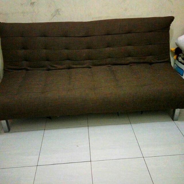 Admirable Jual Sofa Bed Informa Murah Home Furniture On Carousell Spiritservingveterans Wood Chair Design Ideas Spiritservingveteransorg