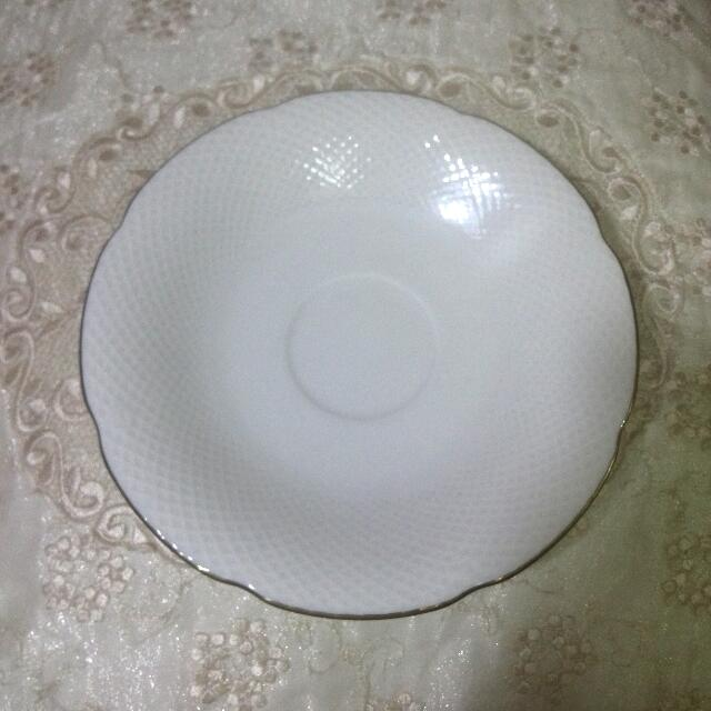 LANCEL DESSERT PLATE