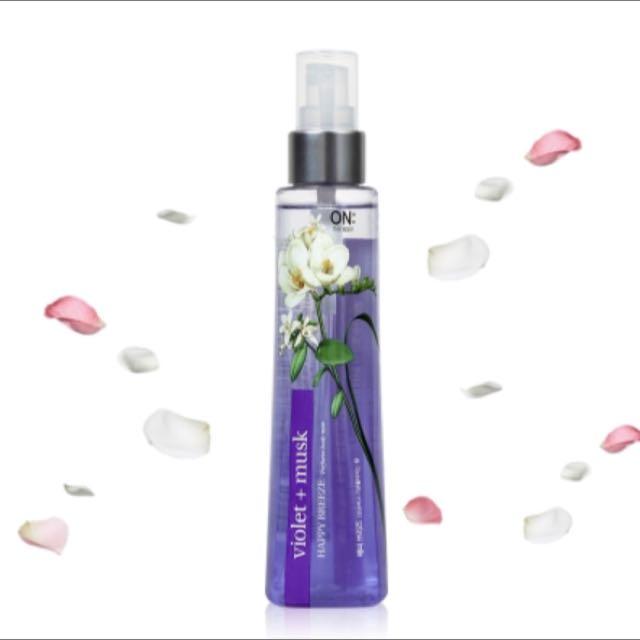✨New✨韓國 保濕水 身體專用全方位保濕噴霧 香水 香氛 化妝水 保養