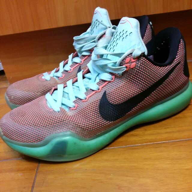 Nike Kobe 10 X 籃球鞋