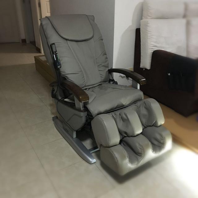 ogawa smart 10 massage chair on carousell