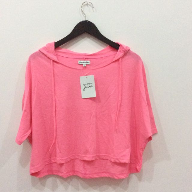Pink Batwing Sweater COLORBOX ORIGINAL