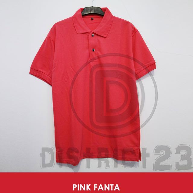 Polo Shirt / Kaos Polo Polos ( S - XXXL )