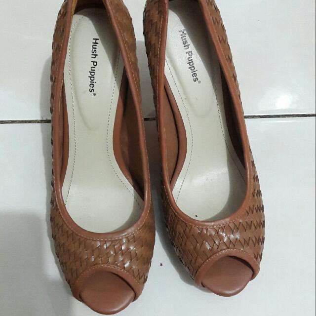 preloved hush puppies ladies shoes