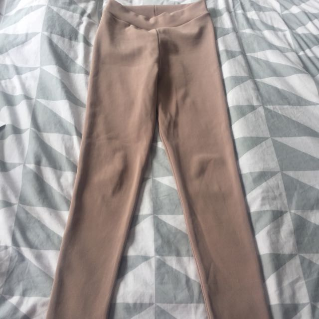 Pretty Little Thing Beige Pants