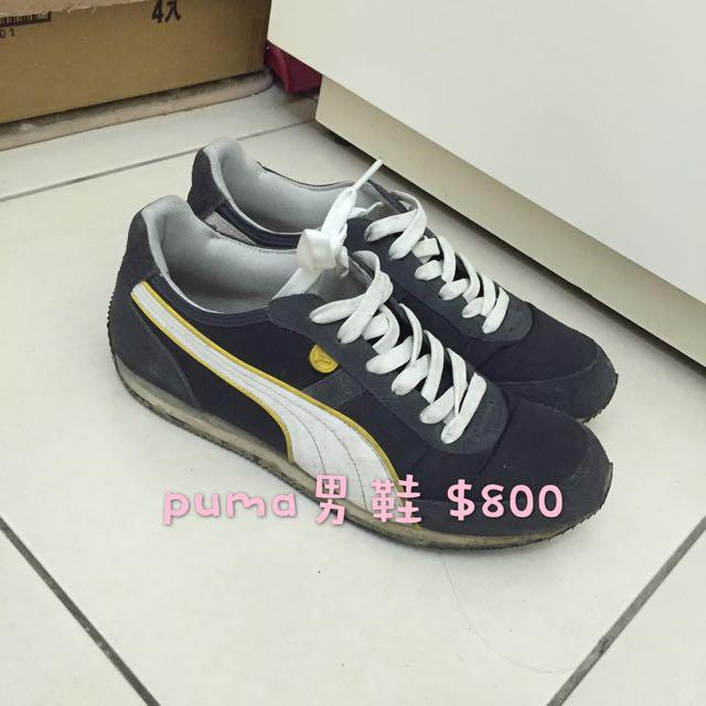 puma休閒鞋 慢跑鞋 28號