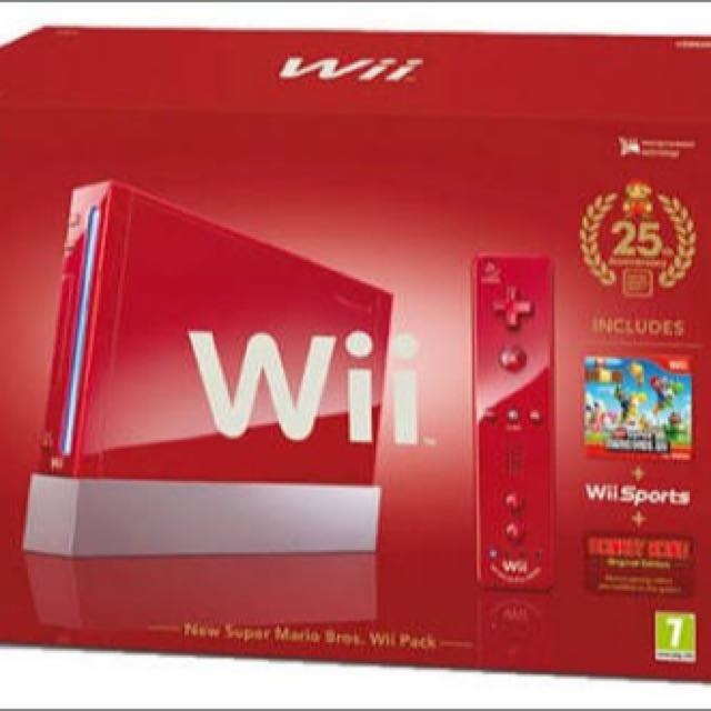 Red Wii