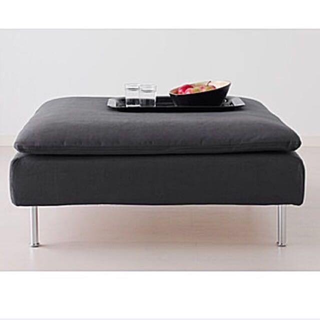 SALE: IKEA Soderhamn coffee Table cum Sofa cum FootStool, elegant multi purpose furniture