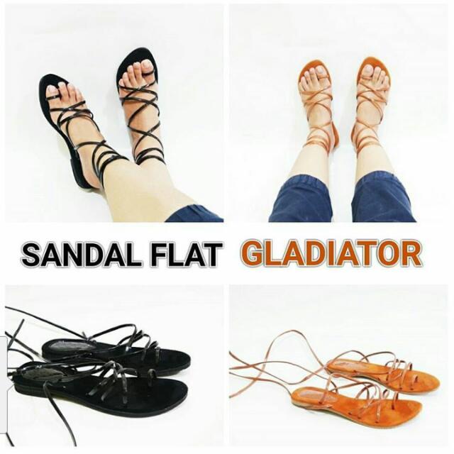 Sendal Flat