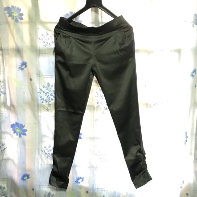 Silk/sheer Pants