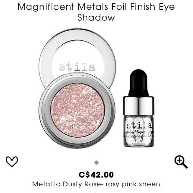 Stila Metallic Pigment