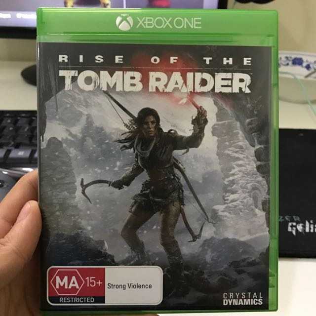 Tomb Raider Xbox One