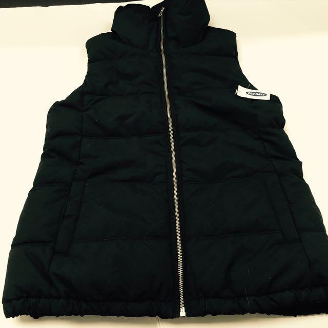 Winter women vest